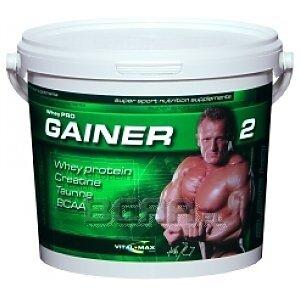 Vitalmax Whey Pro Gainer 2 10kg 1/1