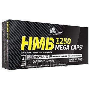 Olimp HMB 1250 Mega Caps 120kaps. 1/1