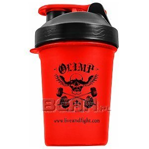 Olimp Shaker Live & Fight 400ml 1/2