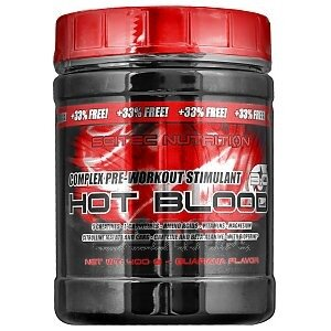 Scitec Hot Blood 3.0 400g 1/1