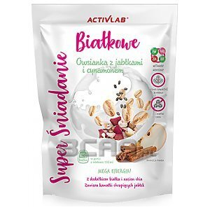 Activlab Super Śniadanie Białkowe 300g 1/2