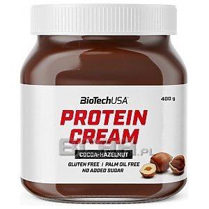BioTech USA Protein Cream 400g 1/1
