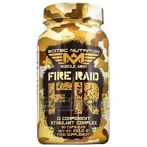 Scitec Muscle Army Fire Raid 90kaps. 1/1