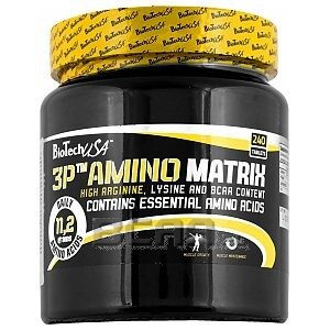 BioTech USA 3P Amino Matrix 240tab. 1/1