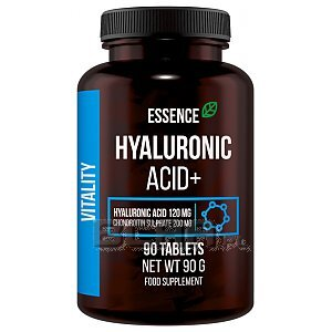 Essence Nutrition Hyaluronic Acid+ 90tab. 1/2
