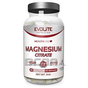 Evolite Magnesium Citrate 180kaps. 1/1
