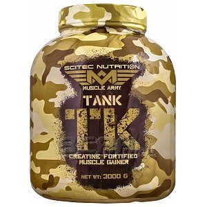 Scitec Muscle Army Tank 3000g 1/1