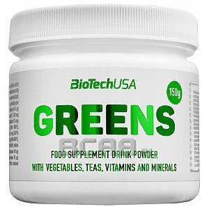 BioTech USA Greens 150g 1/1