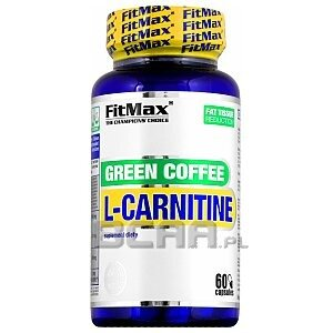 Fitmax L-Carnitine Green Coffee 60kaps. 1/1