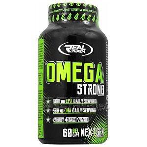 Real Pharm Omega 3 Strong 60kaps. 1/2