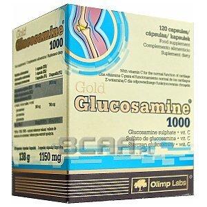 Olimp Gold Glucosamine 1000 120kaps. 1/1