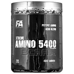 Fitness Authority Xtreme Amino 5400 400tab. [promocja] 1/1