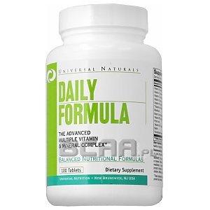 Universal Daily Formula 100tab. 1/1
