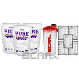 Fitmax Pure American + Shaker Gratis! + 5 Próbek Gratis! 2250g [promocja] 1/2