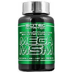 Scitec Mega MSM 100kaps. 1/1