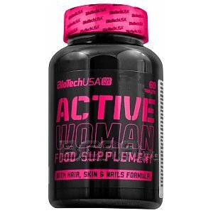 BioTech USA For Her Active Woman 60tab. [promocja] 1/1