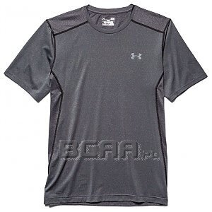 Under Armour Raid Short Sleeve T-shirt 1257466-090 szary 1/5
