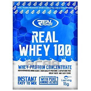 Real Pharm Real Whey 15g 1/2