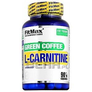 Fitmax L-Carnitine Green Coffee 90kaps. 1/1