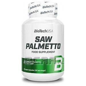 BioTech USA Saw Palmetto 60kaps. 1/1