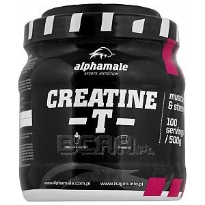 Alpha Male Creatine-T 500g 1/1