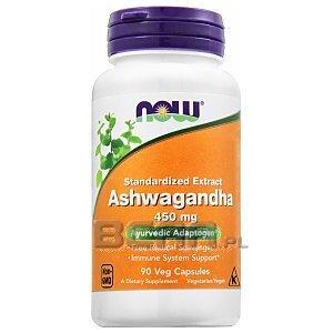 Now Foods Ashwagandha Extract 450mg 90kaps. [promocja] 1/2