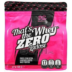 Sport Definition That's The Whey Zero 500g [promocja] 1/2