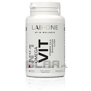 Lab One Omega Vit 60kaps. 1/1