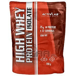 Activlab High Whey Protein Isolate 700g 1/1