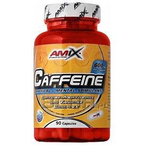 Amix Caffeine 90kaps. 1/1