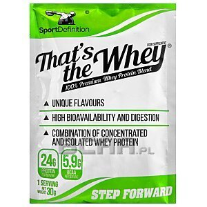 Sport Definition That's the Whey 30g 1/2