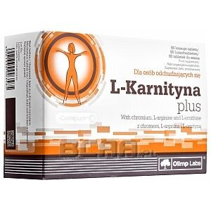 Olimp L-Karnityna Plus 80tab. 1/1