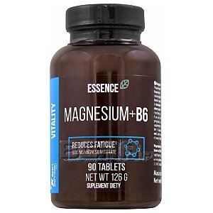Essence Nutrition Magnesium + B6 90tab. 1/2