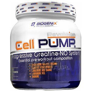 Biogenix Cell Pump Revolution 490g [promocja] 1/1