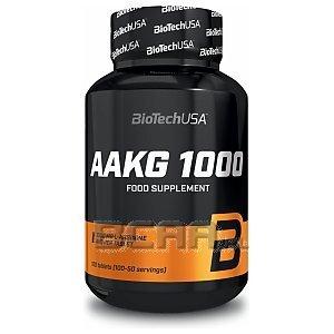 BioTech USA AAKG 1000 100tab. 1/1