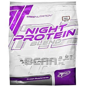 Trec Night Protein Blend 2500g 1/1