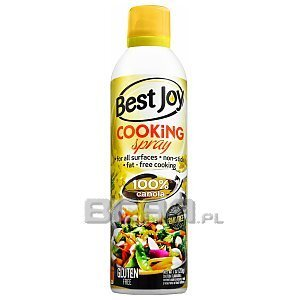 Best Joy Cooking Spray 100% Canola Oil 250ml 1/2