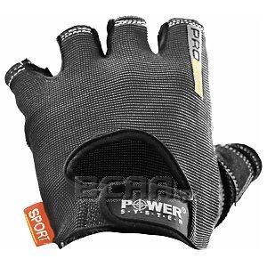 Power System Rękawice Treningowe Pro Grip (PS-2250) czarno-szare 1/1