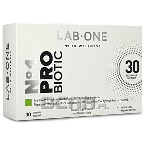 Lab One ProBiotic 30kaps. 1/1