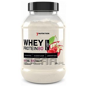 7Nutrition Whey Protein 80 2000g 1/1