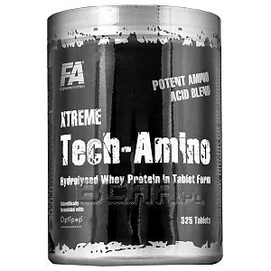 Fitness Authority Xtreme Tech Amino 325tab. 1/1