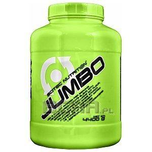 Scitec Jumbo 4400g 1/1