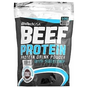 BioTech USA Beef Protein 500g 1/1