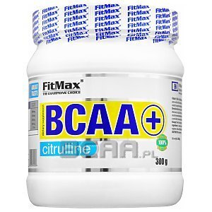 Fitmax BCAA + Citrulline 300g [promocja] 1/2
