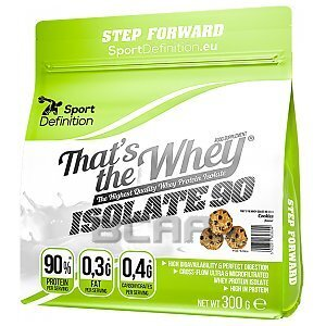 Sport Definition That's the Whey Isolate 300g 1/1