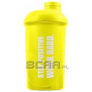Olimp Shaker Stay Positive Or Go Hard 500ml 1/2