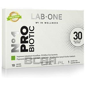 Lab One ProBiotic 10kaps. [promocja] 1/1
