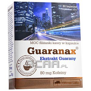 Olimp Guaranax 60kaps. 1/1
