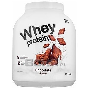 Fitness Authority Whey Protein 2270g Czekolada 1/2