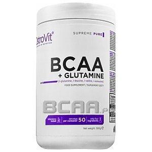 OstroVit Supreme Pure BCAA + Glutamine 500g [promocja] 1/2